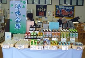 涼麺フェアー開催です1