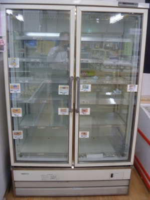 冷凍庫入りました1